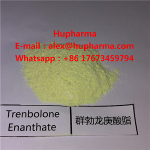 USA/UK domestic Hupharma Trenbolone Enanthate injectable steroids Powder