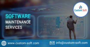 Software Maintenance Services by CustomSoft