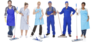 Showtime Janitorial Management in Inglewood