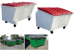 Rear Cable Lift Bin