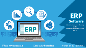 Enterprises resource planning software