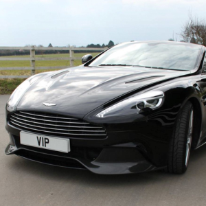 Aston Martin Vanquish Tuning GT600 – without wheel upgrade