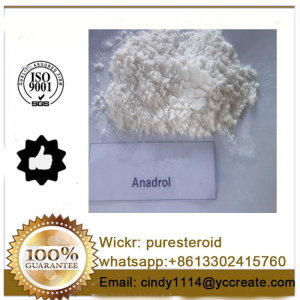 Oral steroids powder Oxymetholone Anadrol for bodybuilding