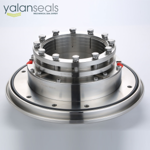 YALAN TLJ Cartridge Mechanical Seal for Salt Slurry Pumps, Paper Pulp Pumps and Desulphurization Pum