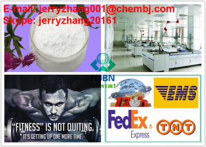 17-alpha-Methyl Testosterone / Methyltestosterone /Metandren/ Testoviron  (jerryzhang001@chembj.com)