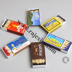 Safety Matches Exporter in India