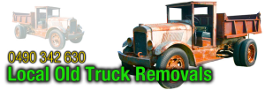 Truck Removal Melbourne