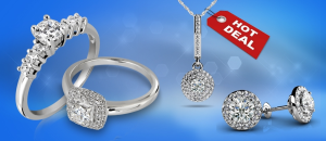 Deals and Offers On Diamond Jewelry
