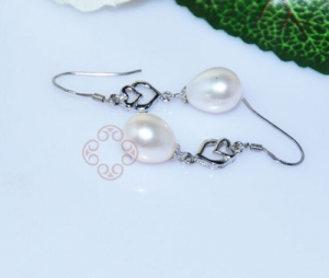 jewelry box for earrings Jewelry EarringsMain Stone: Pearl  Pearl Type: Freshwater Pearl  Occasion: