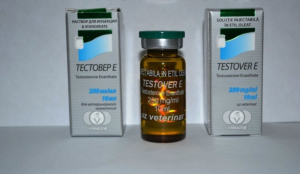 Buy TESTOVER E (Testosterone Enanthate) 250mg/ml 10ml Vial