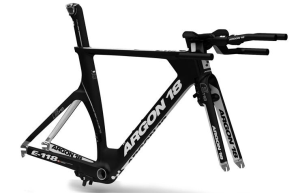 Argon 18 E-118 2012 Dura-Ace+ Bike