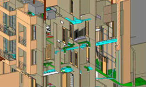 MEP BIM CAD Drafting Services