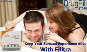 Keep Your Sensual Experience Alive With Filitra