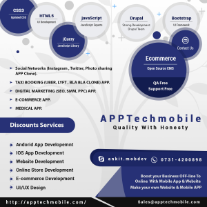 Hire angulajs developer from APPTech Mobile