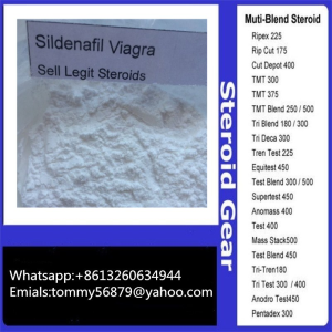 Sildenafil steroid powder for male sex enhancements