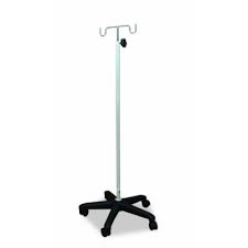 Medical Drip (IV) Stand on rent