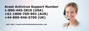 Avast Antivirus Technical Support Number