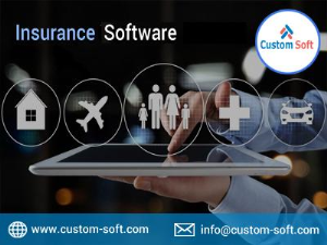 Insurance CRM Software developed by CustomSoft
