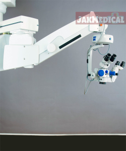Zeiss Opmi Visu 200 Microscope S8 Ceiling Mount