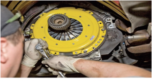 Clutch Replacement
