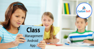Class Management Android App by CustomSoft