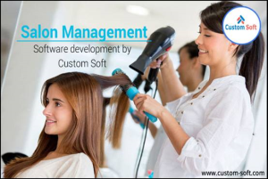 Online Salon Management by CustomSoft