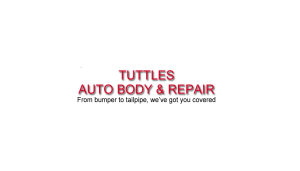 Tuttles Auto Body & Repair.