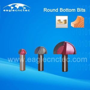 Round Bottom Cove Router Bit Double Ogee T.C.T Router Bits