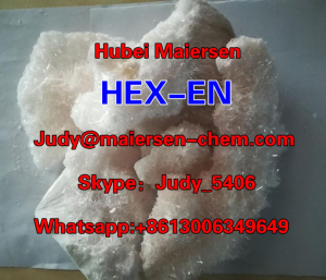 hex-en hexen Nethylhexedrone White Needle crystal/powder(judy@maiersen-chem.com)