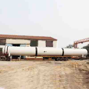 PED & PD 5500 Surge Tank, SA516M Gr.485, Potable Water
