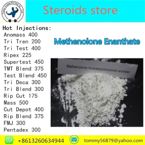 Methenolone Enanthate steroid powder for weight loss