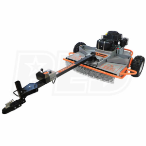 "Dirty Hand Tools (46"") 20HP Tow-Behind Rough Cut Mower w/ Electric Start     Use For Rough Cut And B"
