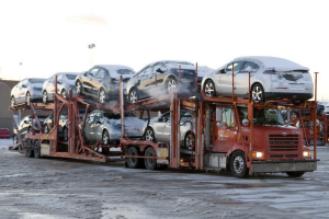 Shipping cars to Dubai