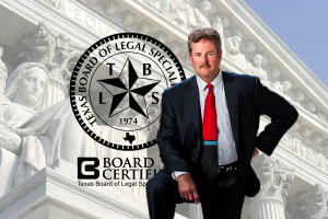 Houston Criminal Defense Lawyer Jack B. Carroll