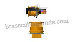 CXT Parts Brass Cable Glands Manufacturer