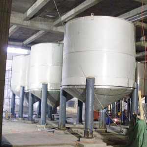 Industrial 304 Stainless Steel Storage Silo GB150