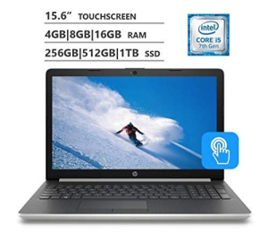 2019 HP Premium 15.6? HD Touchscreen Laptop