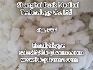 Shanghai Buck Medical 4CL-PVP Pharmaceutical Intermediate sales1@bk-pharma.com