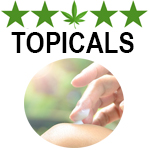 CBD Oil Topicals at Top Rated Hemp