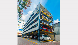 Puzzle Parking System Manufacturers in India