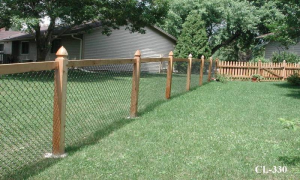 Chain Link Fence!