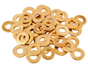 Brass Washers and Fasteners