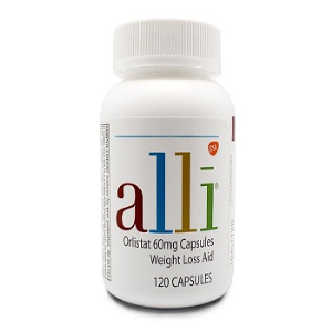 Buy Alli Orlistat 60mg Capsule 120 Capsules/Bottle