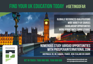 FIND YOUR UK EDUCATION TODAY