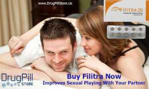 Buy Filitra 20 mg - Vardenafil Tablets Online In USA