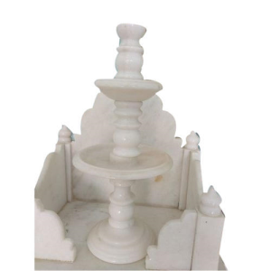 White Marble Makrana Fountains