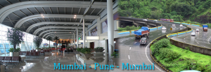 Cabs From Mumbai Airport To Pune