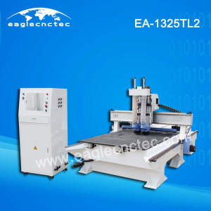 Nesting CNC Router with Nesting Software for Plate Fitment