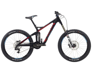 2015 Kona Operator DH Bike (Red)