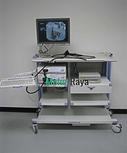 Olympus Exera CV-180 CLV-180 Endoscope set